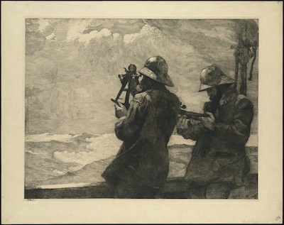 Eight Bells by Winslow Homer (1887)